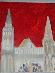Catedral de Chartres. Brigitte Delalleau