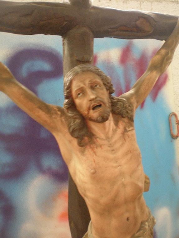 Die letzten Atemzug Jesu Christi. Francisco Salzillo Antic Macià