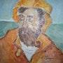 El viejo marinero. Roland Chancogne