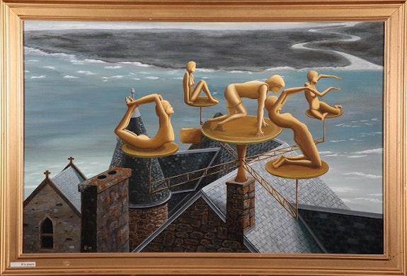 La girouette. Proux Hubert Hubert Proux