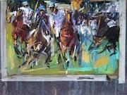 Polo; Dubai Stakes..