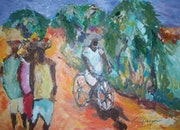 Travel in Togo.