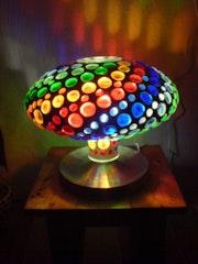 Rainbow ufo.