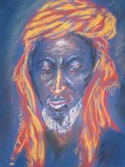 Un hombre de Malí. Kate Le Roy