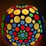 Design Lampe «Lollypop». Diana Rosa Scholl