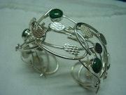 Silver Jewelry with stones. Joyeria En Plata