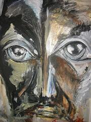"If you knew (series ""Faces""). Pierrick Le Gac"