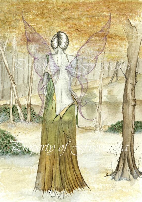 Automne Remises ses vêtements. Freyeesha Hall Mysti Willow