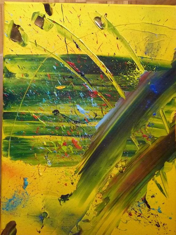 A veces la serie estresante, 2010 floral. Pascal Russi