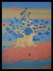 Der Baum des Kinder. Laurent Berthé