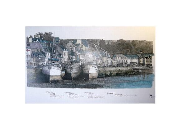 Port de Camaret 29 n. Jean-Pierre Louarn Lojepi