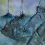 Pescado azul tres. Tokoglu