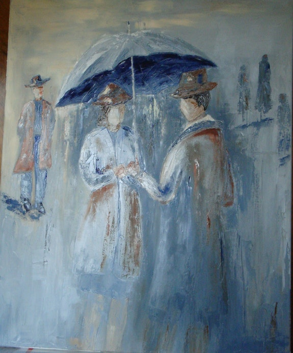 Appointment in the rain. Christiane Kennel Christiane Kennel