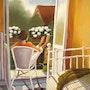 Baño de sol. Anne Ponslet