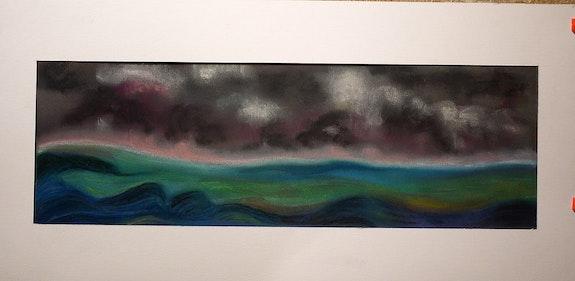 Noche de tormenta. Paul Barbier Paul Barbier