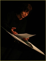 Reading 01 - Micheline Sarto - Cave poetry Toulouse.