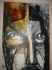 My friend (series «Faces»). Pierrick Le Gac