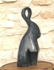 """""""Key of Life"""" Bronze 1 / 8."""