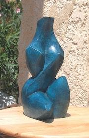 """""""Artemisia"""" Bronze 1 / 8."""