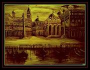 Italy: Venice's dazzling. Monique Martin