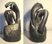 Rechte Hand und linke Hand.. Lauferartsuisse