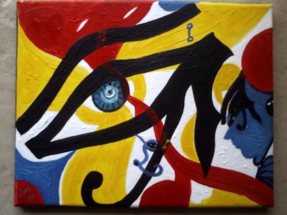 Lionel y el Ojo de Horus. Laure Tartarin Lvi