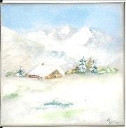 Chalet Haute Savoie.
