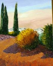 Sandstorm Summer in Provence.