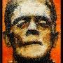 Frankenstein's Monster. Gordon Dickinson