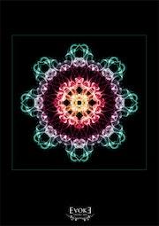 Circle of Hope - Evoke Smoke Art.