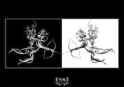 Psyche's Desire - Evoke Smoke Art.