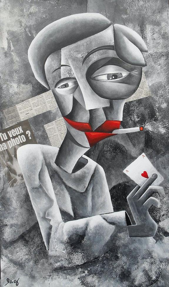 The Card Player (2010). Lag Lag