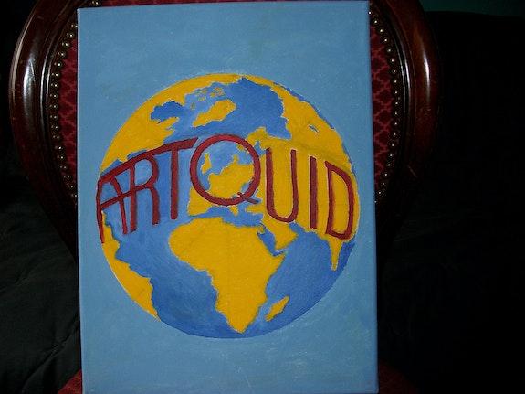 ArtQuid en todo el mundo. Kapata Léon Léon Mulomba Kapata
