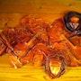 Violines de cuero .... Anouchka