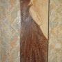 Dans la serie » les dames de pierre » La belle est la bête. Patricia Juteau