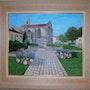 2008 Ile d'Oleron St George Church. Patricia Vivier Robert » Pat V »