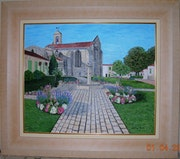 2008 Ile d'Oleron St George Church.