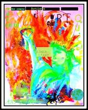 Freedom Art Exploded. Kafrine