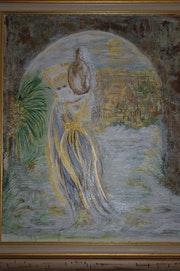 Der Wasserträger. Jade Rougerie