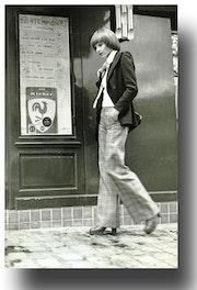 La Caminata 1970. Gilles Bizé