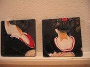 Kleine Geisha. Nicole Armengol