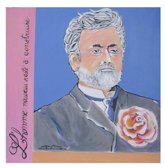 Bonjour, Monsieur Gustave Eiffel. Bruno Tupinier Bruno Tupinier - Artiste Professionnel Membre Adagp