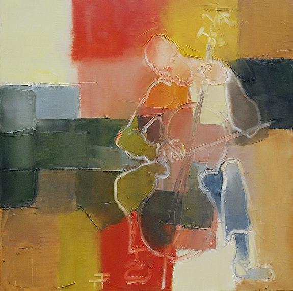 Das Cello allein (10-62). Thierry Faure Thierry Faure