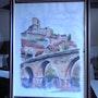 Village de belcastel (aveyron). Laure Appendini.