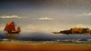«Illusions de marine». Duc«Art Et Créations»