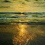 Puesta del sol. Catherine Wernette