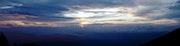 Canigou Sunrise - Panorama. Yann Léchelon