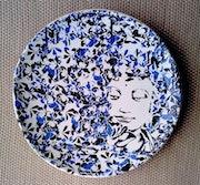 Buddhist Plate.