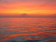 Magic of a sunset.