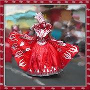 Silk carnival.